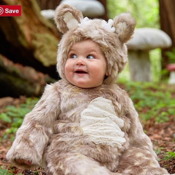 3399dca08 Pottery Barn Kids Costumes | Pottery Barn Baby Deer Woodland Costume ...